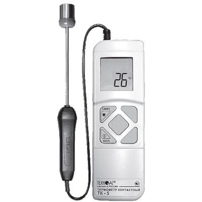 Поверка термометра ТК-5.01ПТ