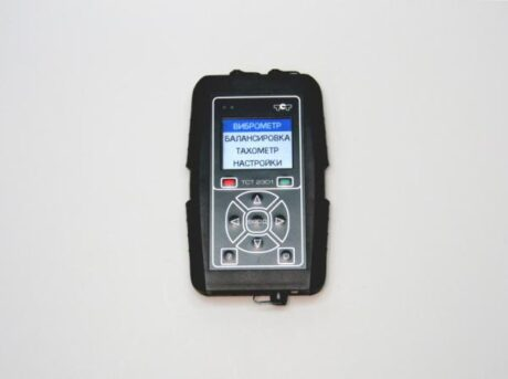 Поверка виброметра-балансировщика ТСТ 2301