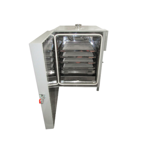 Аттестация сушильного шкафа ШС 35/250-500 П-Стандарт