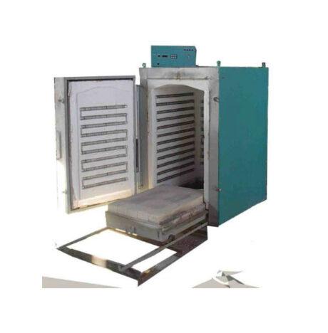 Аттестация электропечи ЭКПС-500 тип СНОЛ до 1100