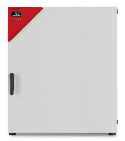 Аттестация сушильного шкафа Binder FD 240