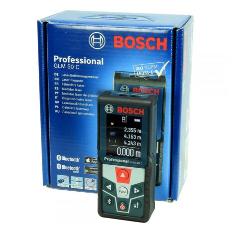 Bosch GLM С 50 Professional поверка