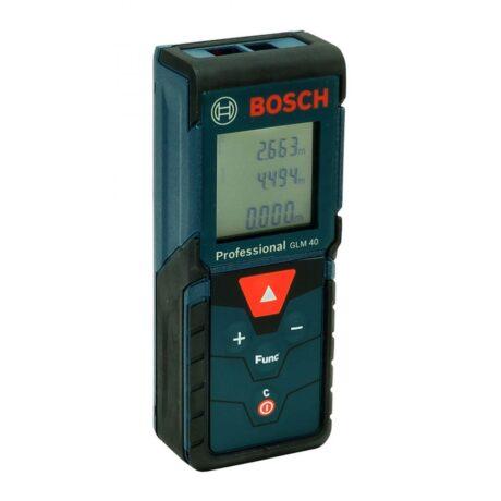 Bosch GLM 40 поверка