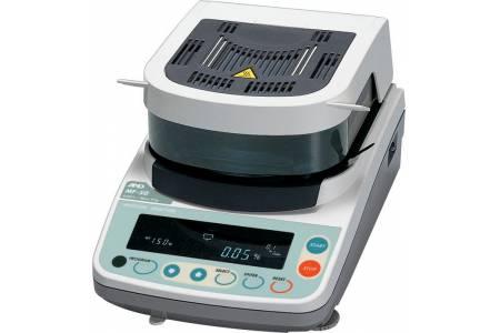 Поверка анализатора влажности MF-50