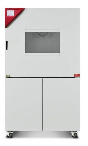 Аттестация камеры тепла-холода MKT 240