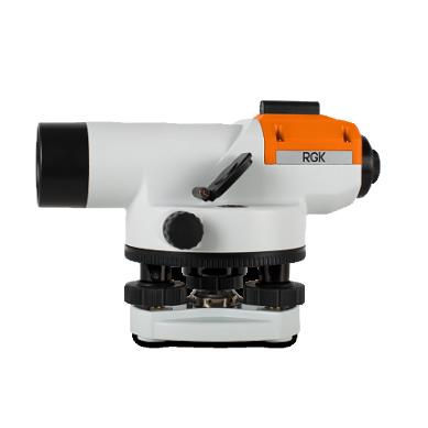 Поверка нивелира оптического RGK C-28