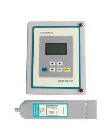 Поверка ультразвукового расходомера StreamLux SLD-850F