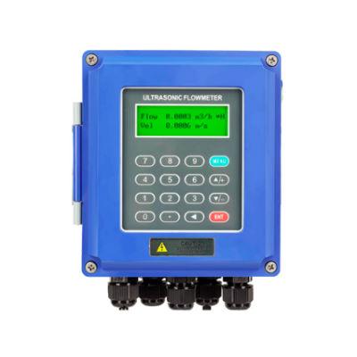 Поверка ультразвукового расходомера StreamLux SLS-700F