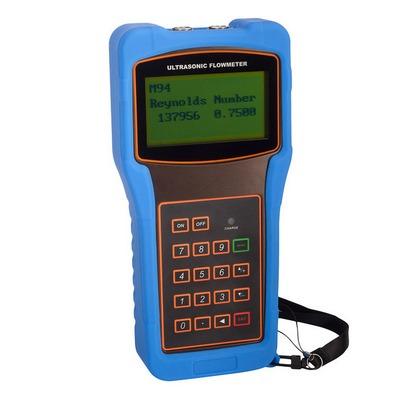 Поверка ультразвукового расходомера StreamLux SLS-700P