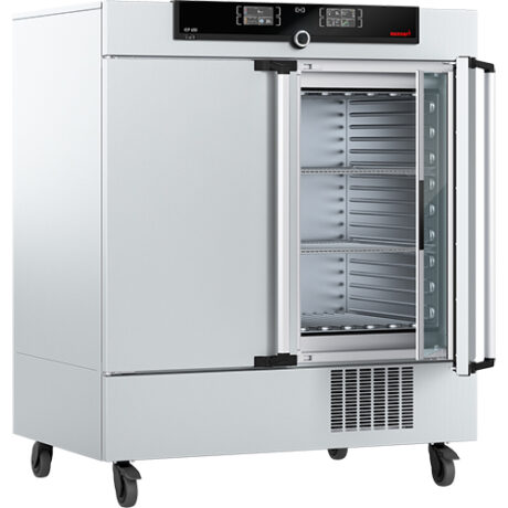 Аттестация инкубатора Memmert ICP450eco