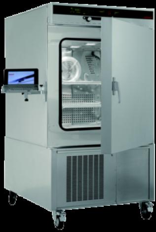 Аттестация климатической камеры Memmert CTC256