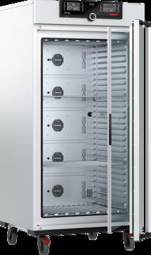 Аттестация климатической камеры Memmert HPP400