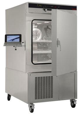 Аттестация климатической камеры Memmert TTC256