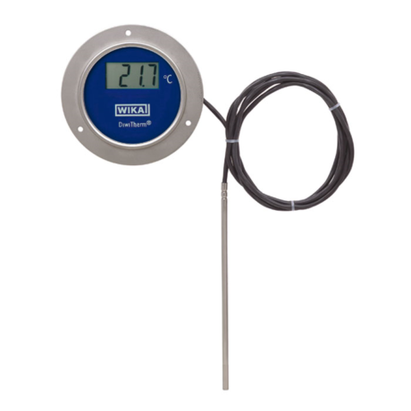 Модель TR75 (термометра сопротивления) купить