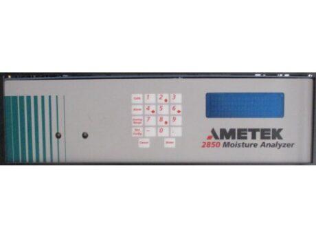 Поверка анализатора влажности АМЕТЕК модель 2850
