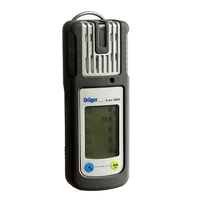 Поверка газоанализатора DRÄGER X-AM 5000