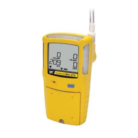 Поверка газоанализатора GasAlertMax XT II