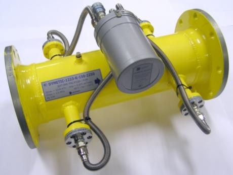 Поверка датчика расхода газа DYMETIC-1223M-K