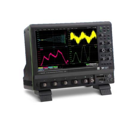 Поверка осциллографа HDO9000R