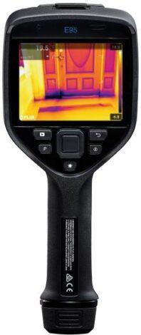 Поверка тепловизора FLIR E95