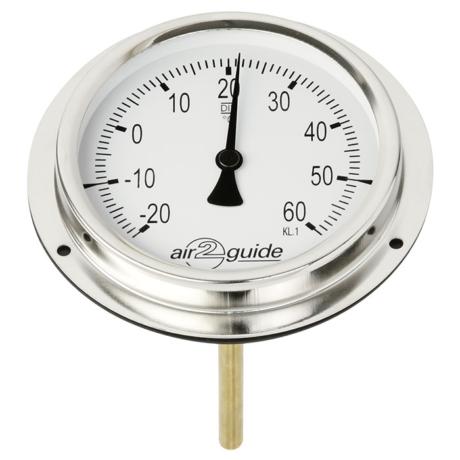 Поверка термометров биметаллических модель A2G-61