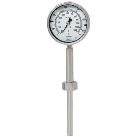 Поверка термометров манометрических модель 75