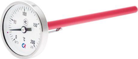 Поверка термометров общетехнических специальных (со штоком) Тип БТ, серия 220