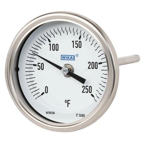Поверка термометров промышленных модель TG53