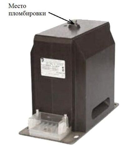 Поверка трансформатора напряжения 4MT34 XC