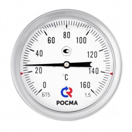 Термометры коррозионностойкие (осевое присоединение) поверка