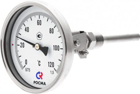термометр (универсальное присоединение) Тип БТ, серия 220