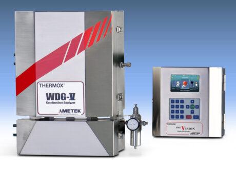Thermox WDG-V поверка