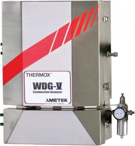Поверка газоанализатора Thermox WDG-V