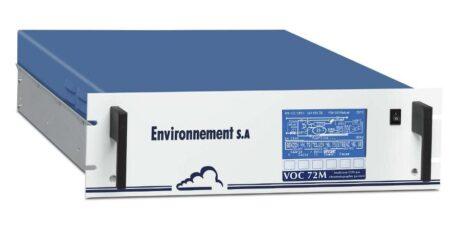 Поверка газоанализатора VOC72М