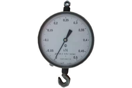 Поверка динамометра ДПУ-0.5-2 5182