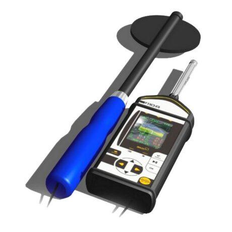 Поверка измерителя электрических и магнитных полей П3-80