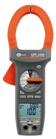 Поверка клещей токоизмерительных CMP-2000