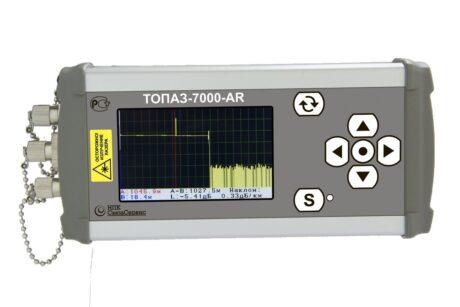 Поверка рефлектометра оптического ТОПАЗ-7317-ARX(850/1310/1550)