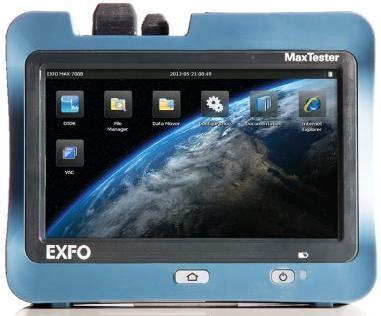 Поверка рефлектометра оптического EXFO MaxTester 700