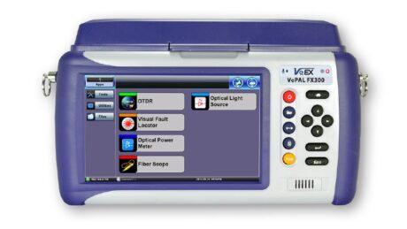 Поверка рефлектометра оптического FX300