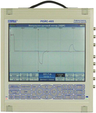 Поверка рефлектометра оптического РЕЙС-405