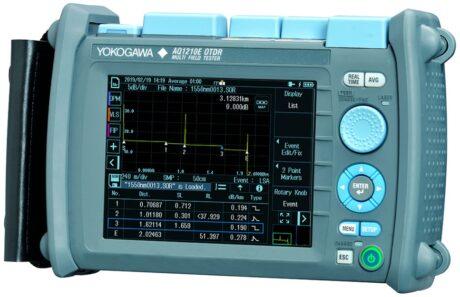 Рефлектометр оптический yokogawa AQ1210 купить