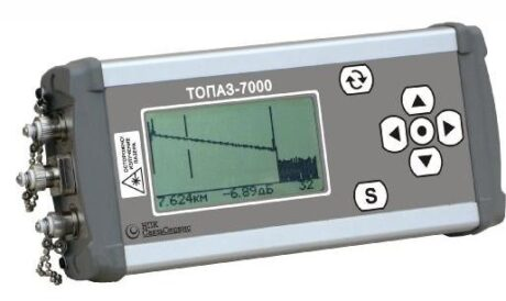 Поверка рефлектометра оптического ТОПАЗ-7000-AR