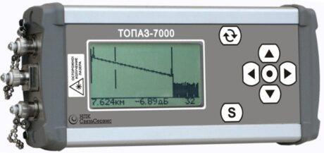 ТОПАЗ-7002-AR поверка