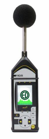 Поверка шумомера, виброметра, анализатора спектра Экофизика-110А