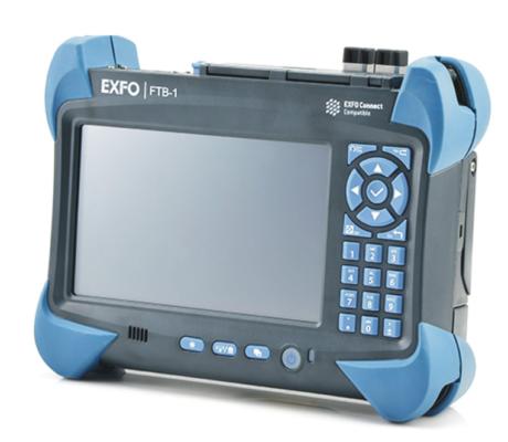 Поверка рефлектометра оптического EXFO FTB-1