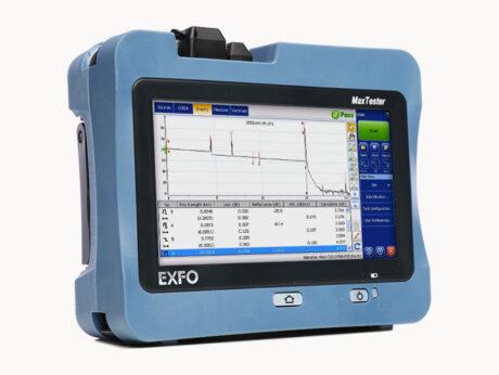 Поверка рефлектометра оптического EXFO MAX-700C