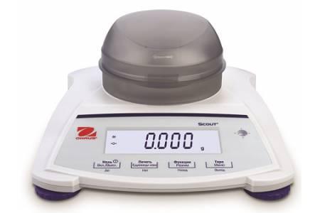 Поверка весов лабораторных SJX323
