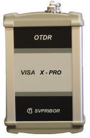 VISA X-PRO поверка