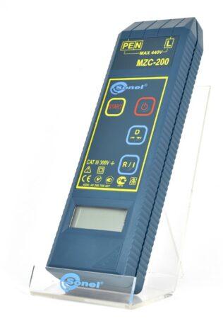 Поверка измерителя параметров цепей MZC-200